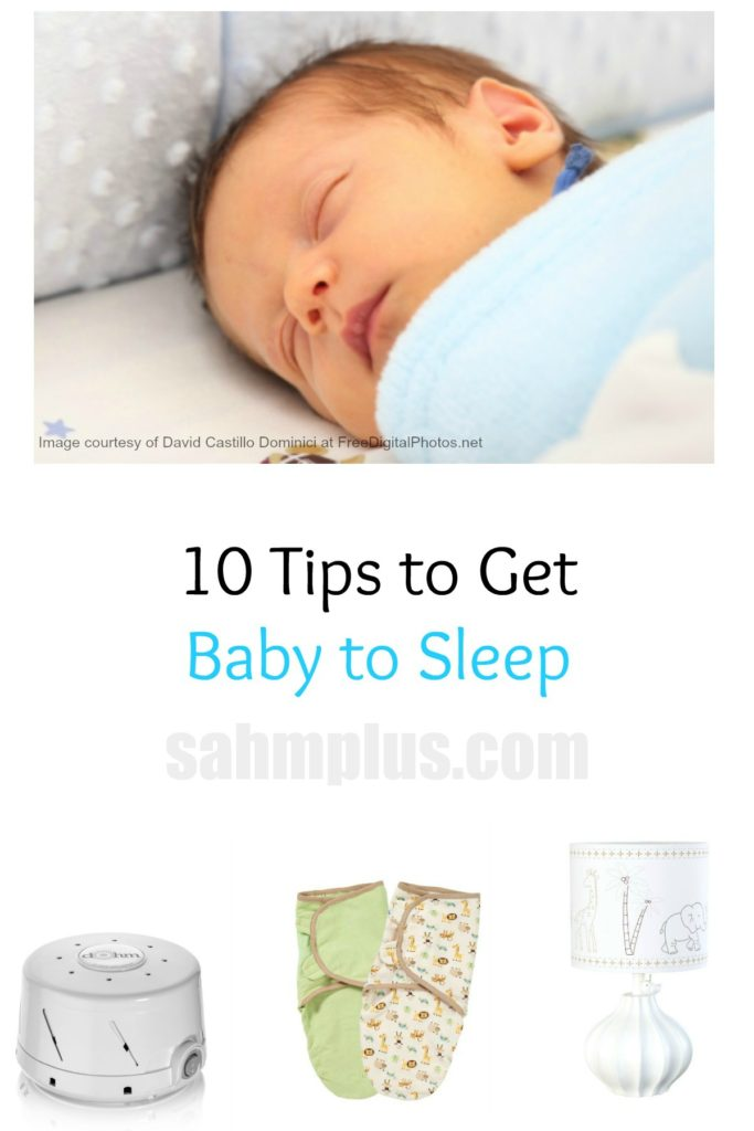 Get baby to sleep