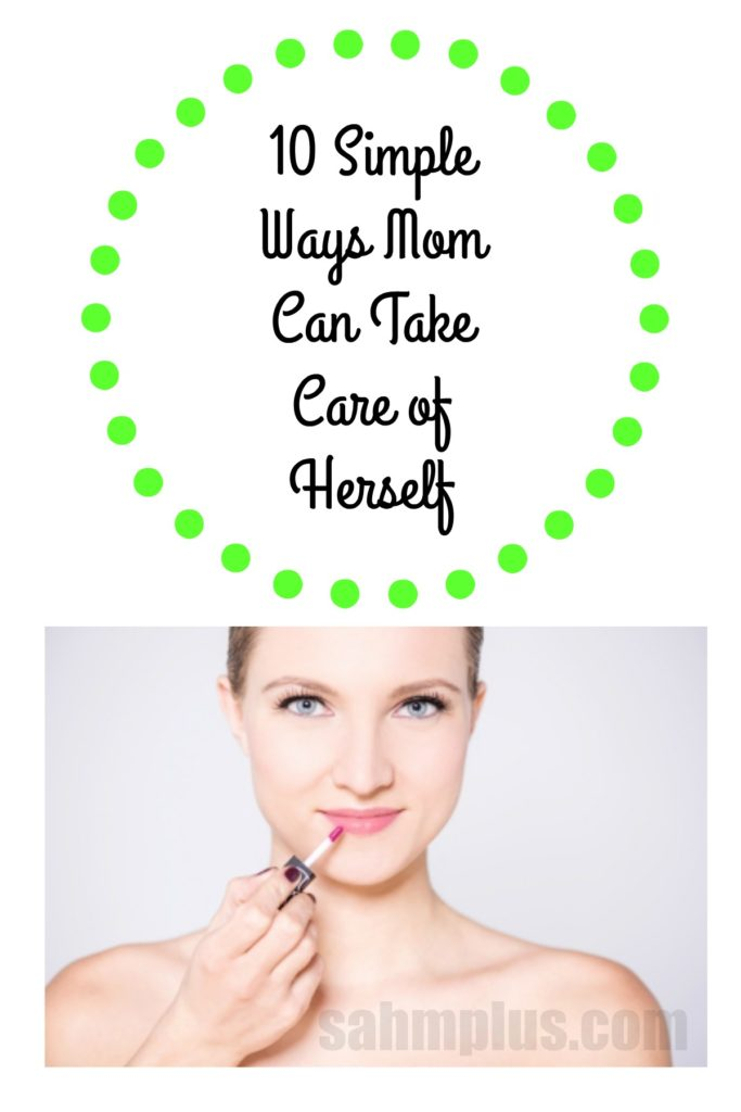 simple ways take care of self