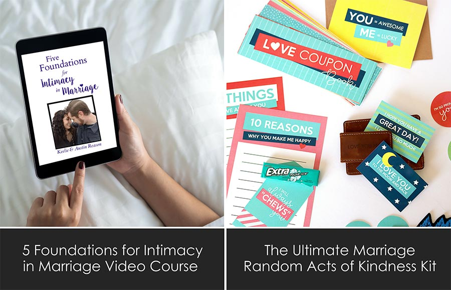 The Ultimate Marriage RAOK Kit by Nichelle Lora Designs