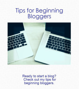10 blogging tips