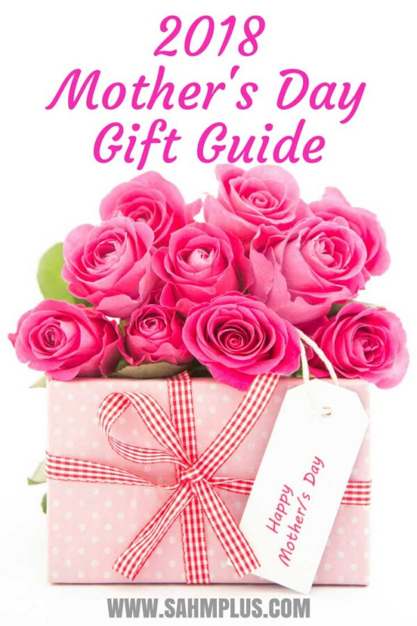 2018 Mother's Day Gift Guide and giveaway image