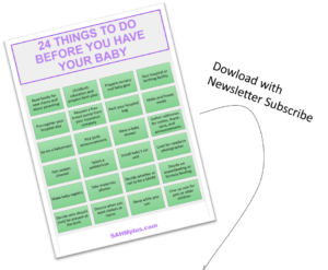 things to do while pregnant, before you have your baby | download printable image | newsletter subscribe | www.sahmplus.com