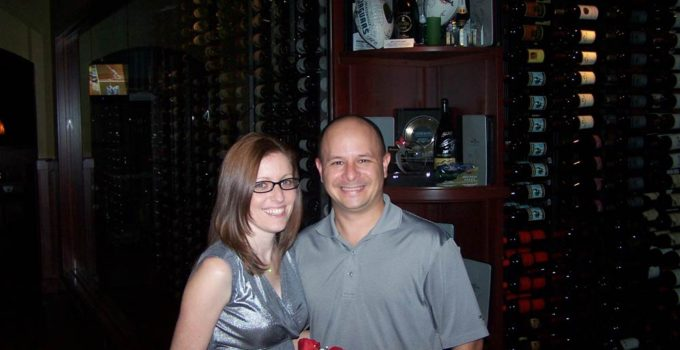 Ivy with husband on 3 year anniversary | sahmplus.com