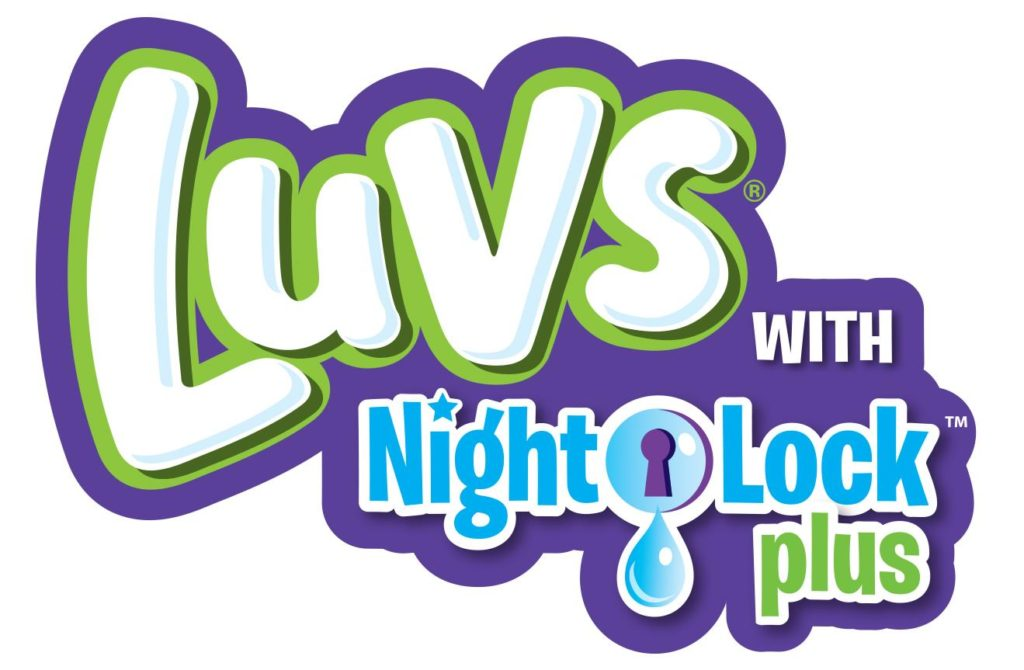 2 Luvs coupons - Luvs with NightLock Plus ™
