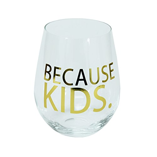 Funny Wine Glasses For Moms In The Thick Of It Who Need A Laugh