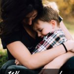 Am I a good mom? I believe you're a good mom and there's one reason why. Share this or tag a good mommy to let them know you notice the struggle or believe they're a good mom too. | www.sahmplus.com