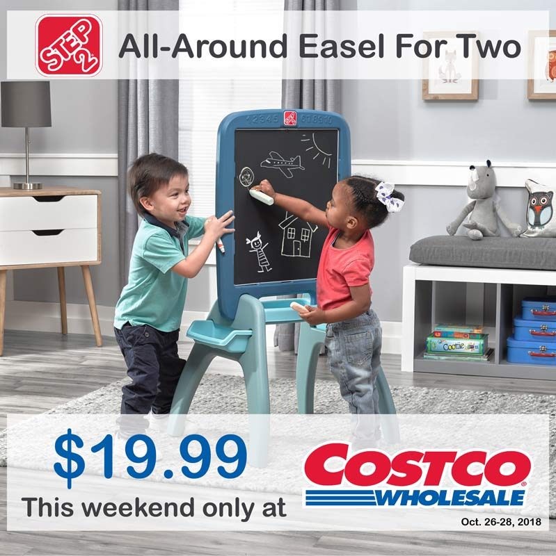Costco Easel Sale image