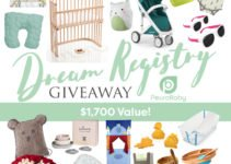 PeuroBaby.com dream baby registry giveaway - win top baby registry essentials for your dream baby registry! | www.sahmplus.com