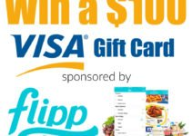Flipp black friday visa gift card giveaway