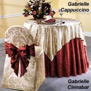 Bright Settings fancy table setting | sahmplus.com