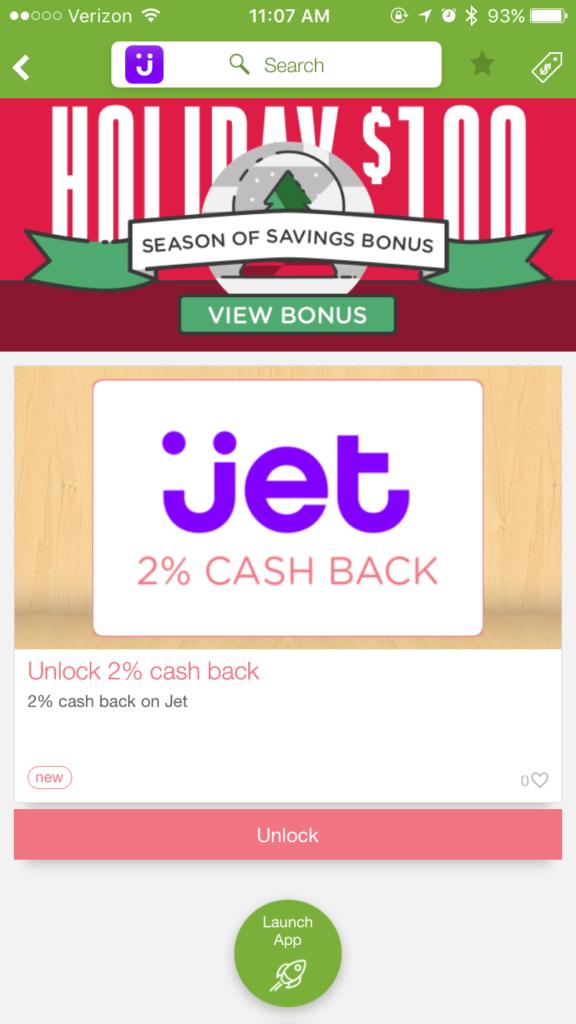 cash back at jet.com with ibotta