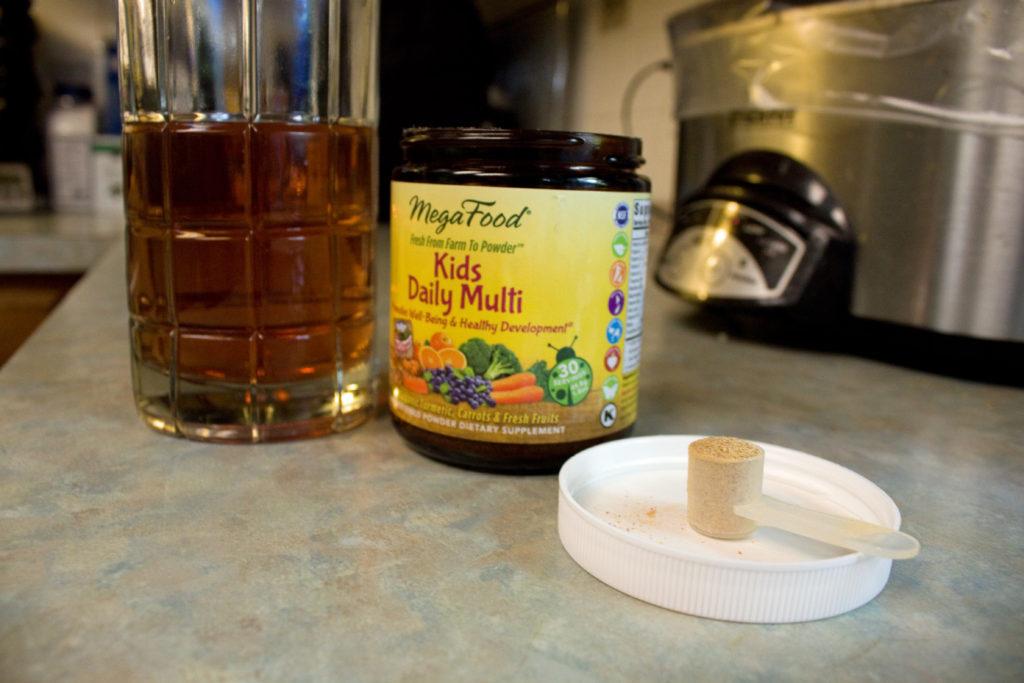 MegaFood child vitamins