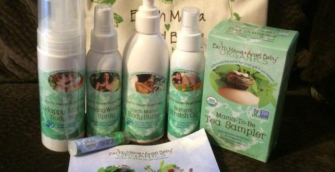 earth mama pregnancy essentials bundle