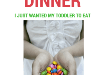 how we got our toddler to eat