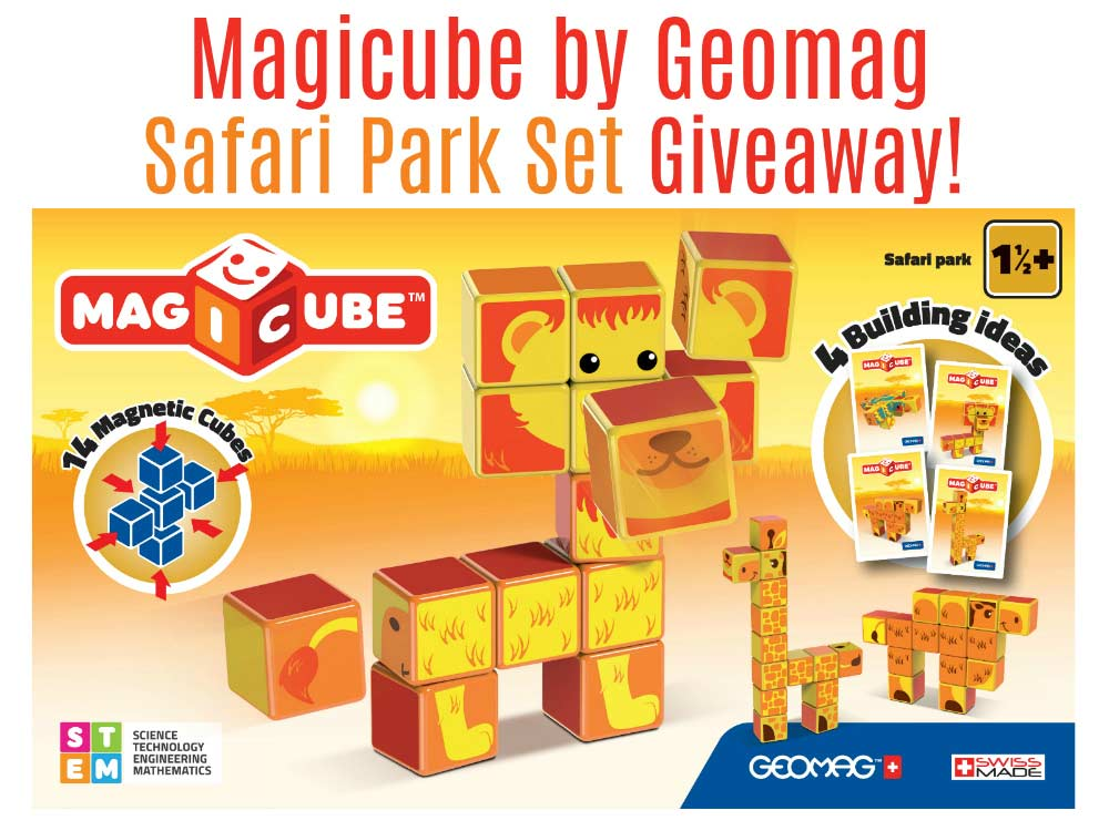 magicube by geoworld safari park