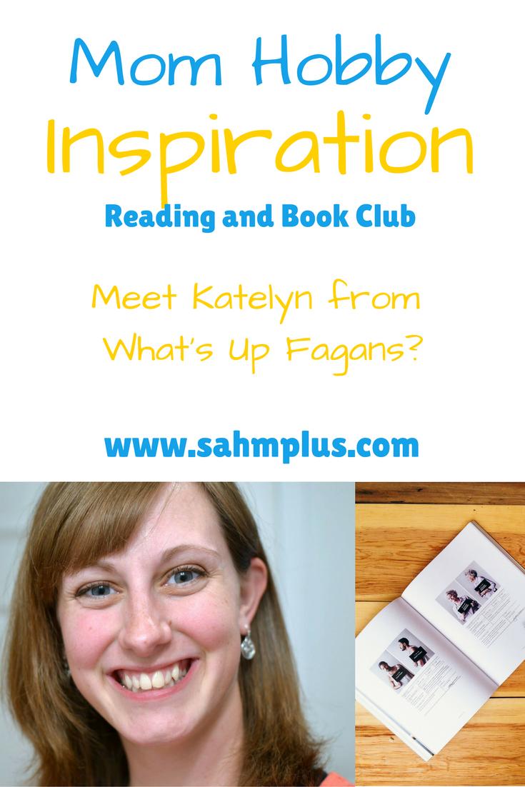 mom hobby idea reading and book club
