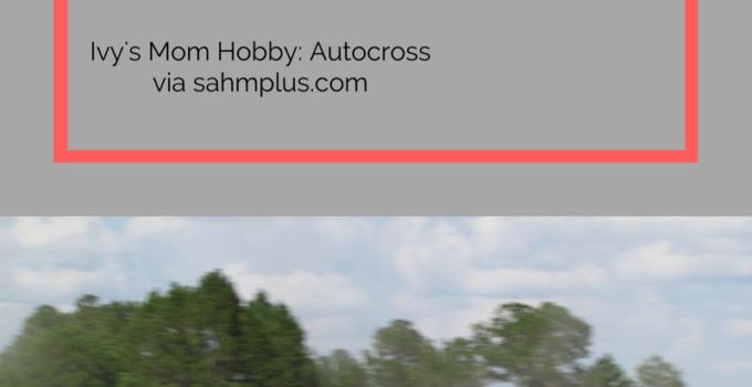mom hobby autocross