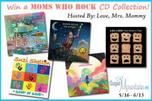 Moms Who Rock Giveaway