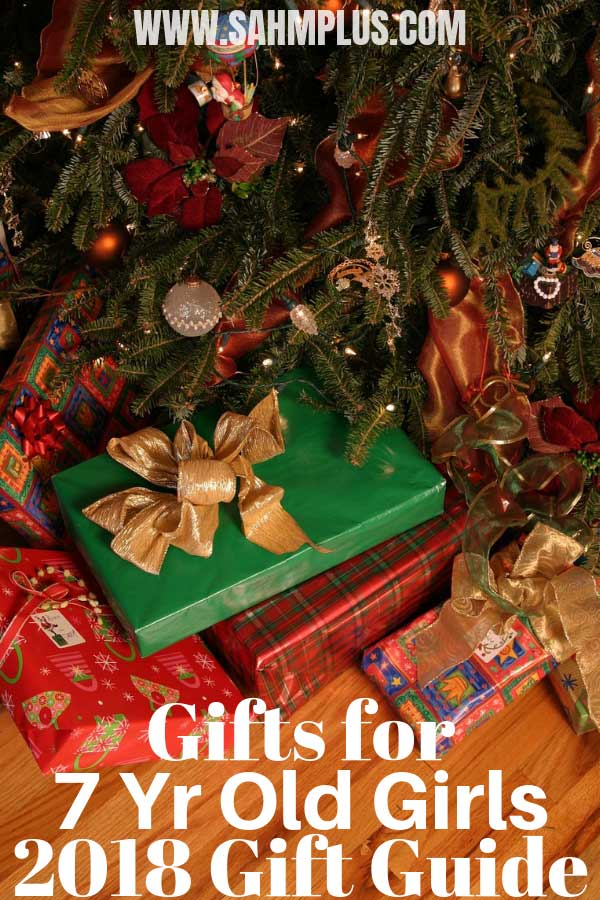 2018 Holiday Gift Guide: Presents for 7 year old girls