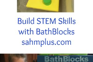 STEM skills BathBlocks