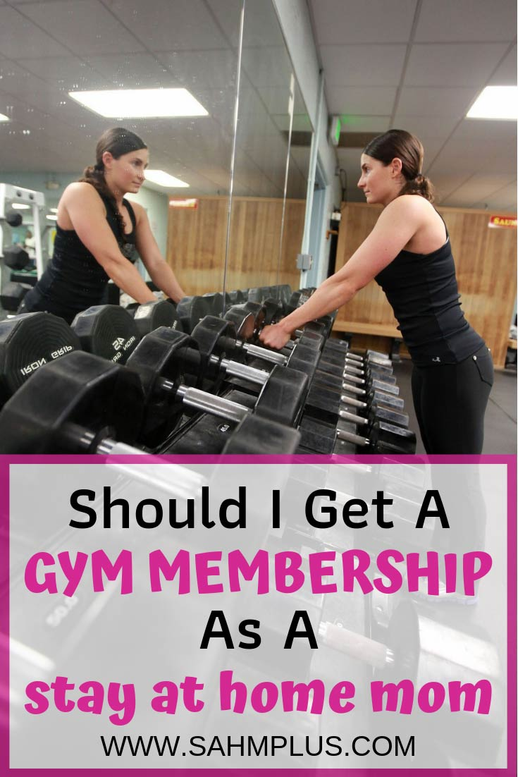 Should I get a gym membership? 7 reasons a gym is perfect for stay at home mom fitness - it's not all about weight loss!