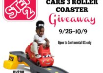 Step2 Disney Pixar Cars 3 Roller Coaster Giveaway ends Oct 9 2017