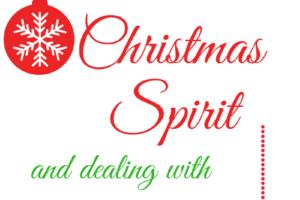 Christmas spirit and stress holiday roundup