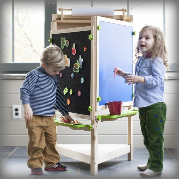 For the Little Ones Holiday Giveaway Little Partners trisideeasel