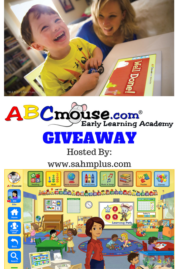 ABCmouse.com giveaway