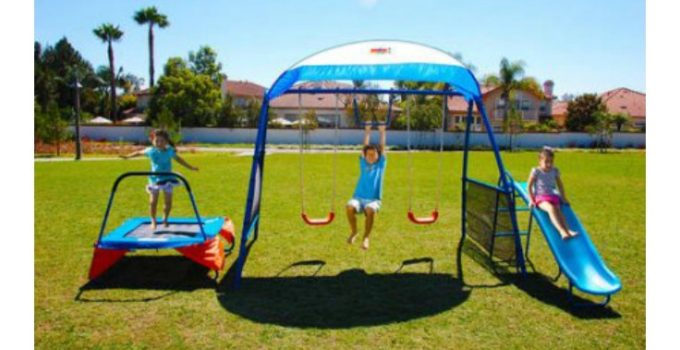 Amazing back yard swing sets for all budgets