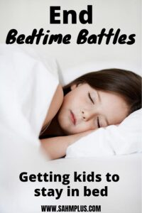 End bedtime struggles with your kids. New routine, new bedtime habits, happy parents, happy kids