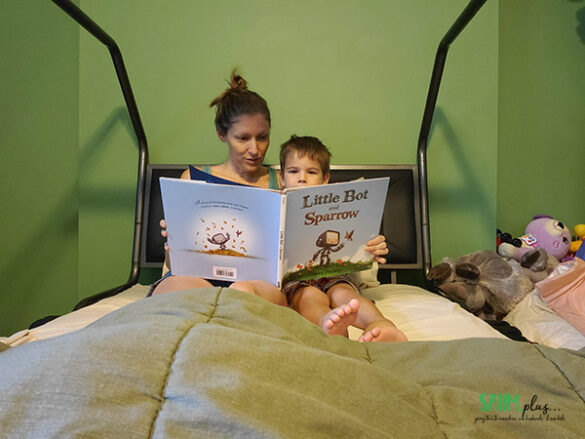 benefits of reading with parent