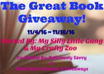 The Great Book Giveaway ends Nov 18