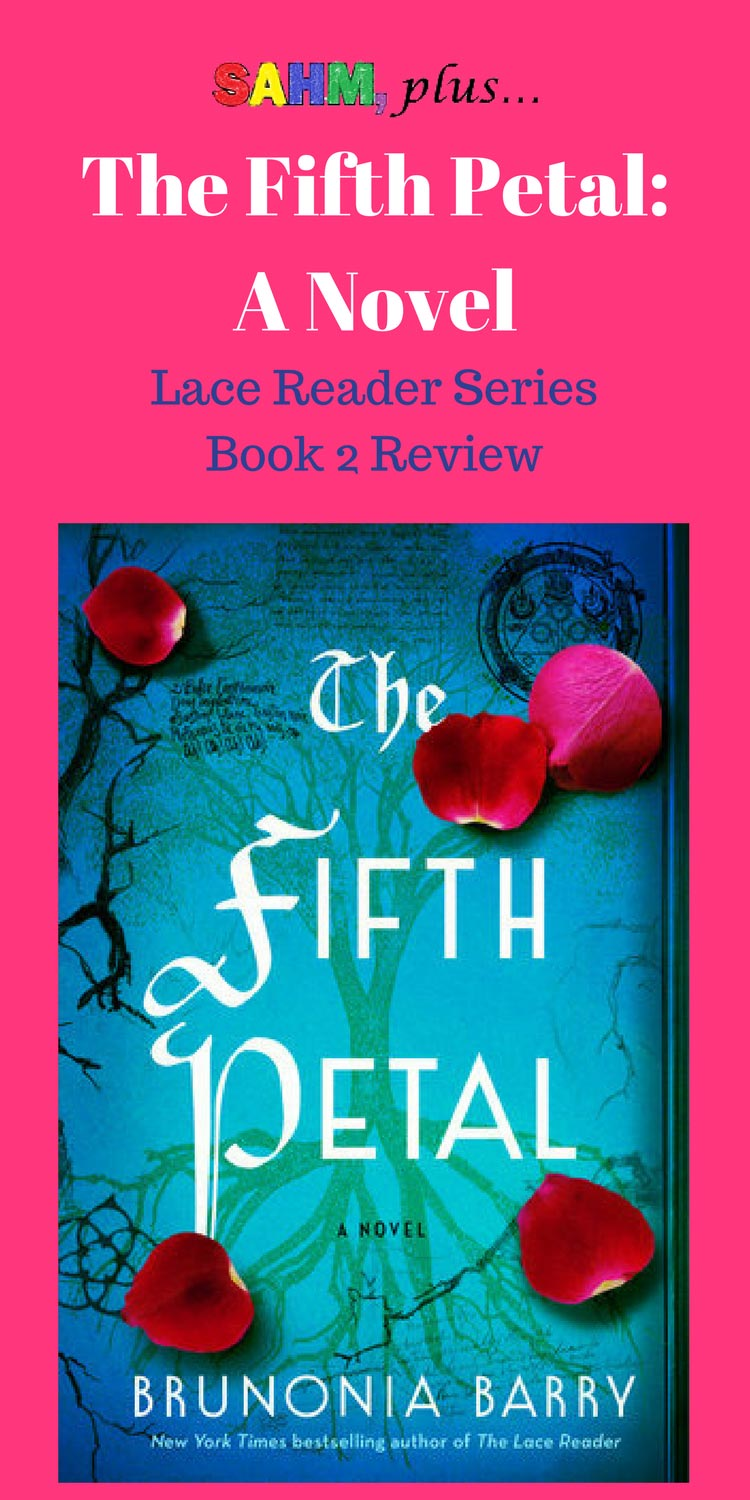 Book Review of The Fifth Petal by Brunonia Barry. Spellbinding thriller with paranormal themes