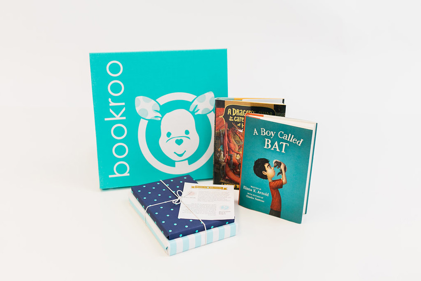 Bookroo chapter book subscription for 7 year old   sahmplus