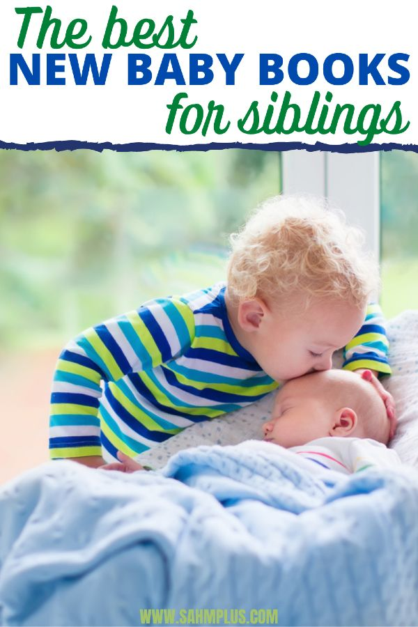 Is your child having trouble with the idea of being a big brother or sister? These are the best books about a new sibling to help them cope.