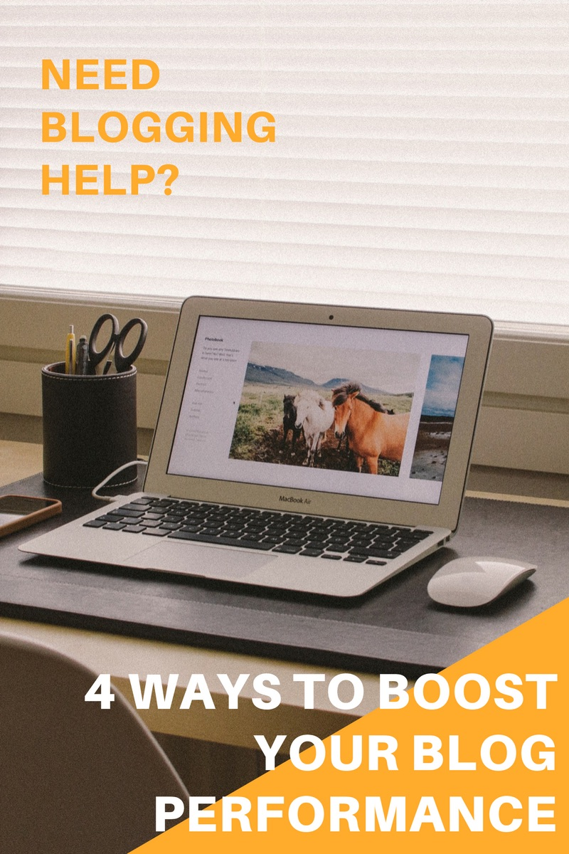 Blogging help to boost blog performance