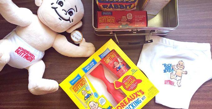 One of my favorite diaper rash remedies: Boudreaux's Rash Kicking Kit   sahmplus.com