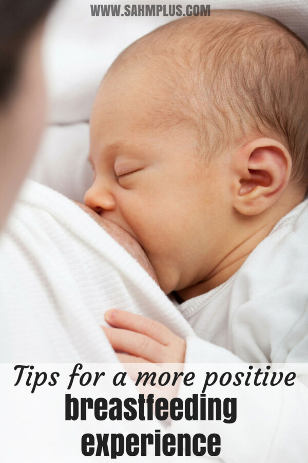 Tips for having a more successful breastfeeding experience, or reasons I think my second breastfeeding journey was better   www.sahmplus.com