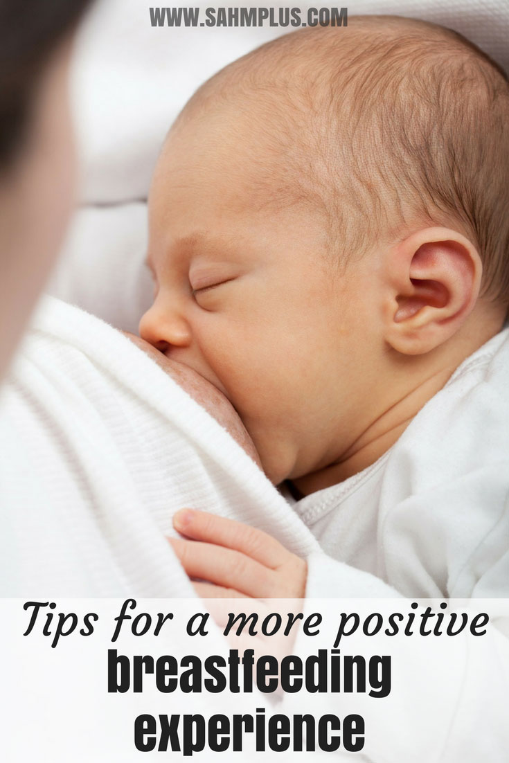 Tips for having a more successful breastfeeding experience, or reasons I think my second breastfeeding journey was better | www.sahmplus.com