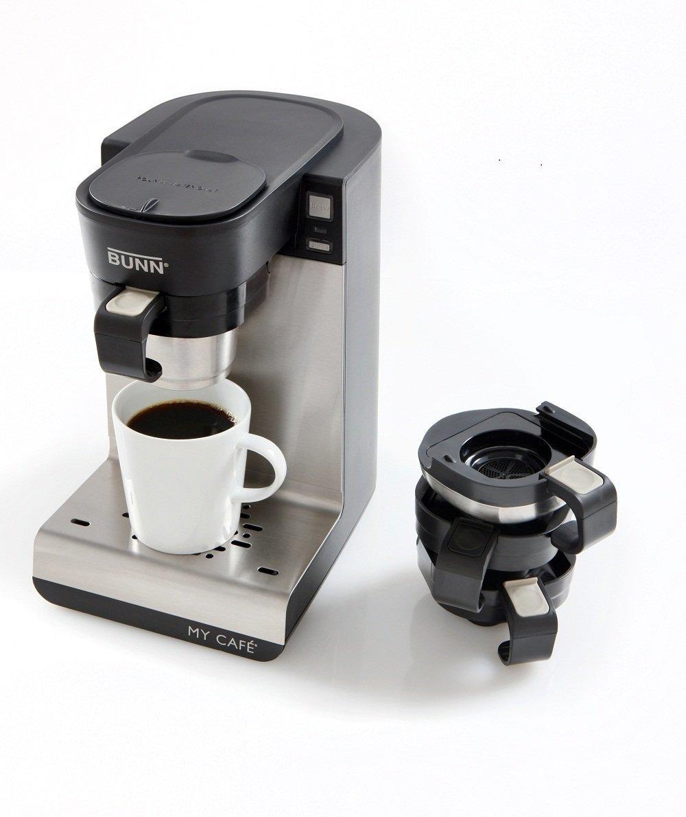 bunn my cafe single cup coffee brewer