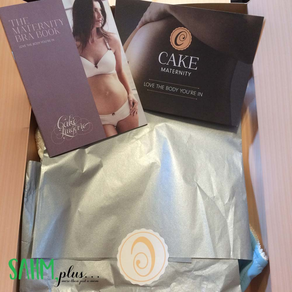 Cake Maternity bra book for selecting the right bra fit