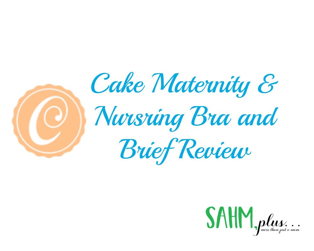 Cake Maternity Nursing Bra and Brief review cover image | sahmplus.com