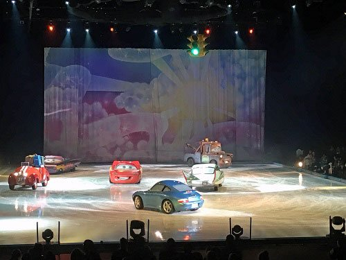 Cars Disney on Ice img via www.sahmplus.com