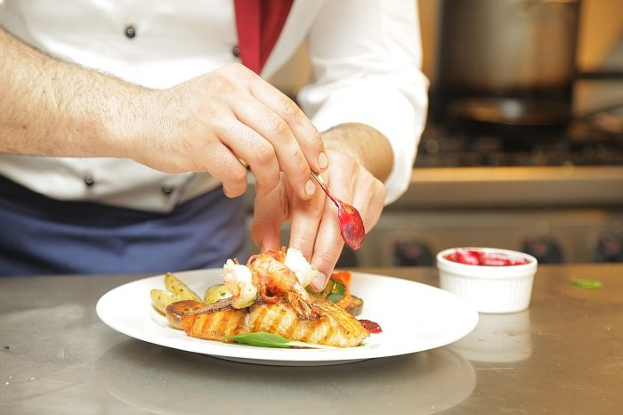 chef or cook as push gift