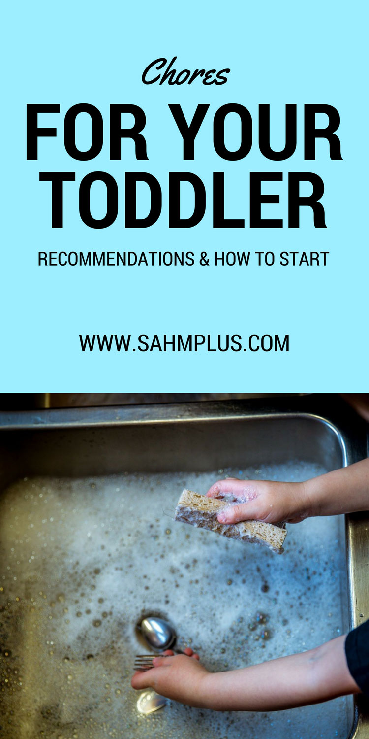 Recommended chores for your toddler and how to make the best of the imperfections