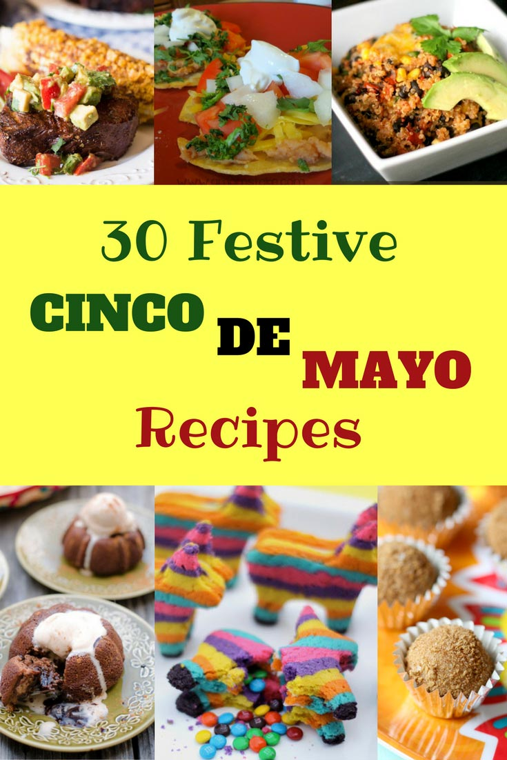 30 Recipes to make your Cinco de Mayo Party Rock!