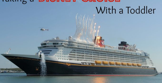 disney cruise with a toddler