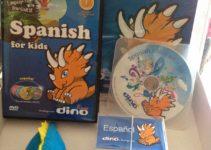 Review - Dino Lingo Full Kit www.sahmplus.com