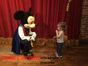 tackle disney with a toddler